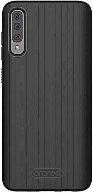 Чехол Samsung araree Airdome, для Samsung Galaxy A70, черный (GP-FPA705KDBBR)