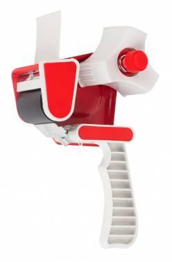 Диспенсер для упак.кл.ленты для ленты:50мм красный/серый