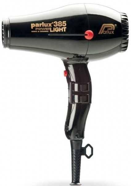 Фен Parlux 385 Power Light черный (P385-ЧЕРН) - фото 1