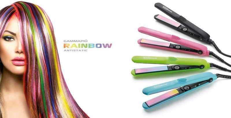 Выпрямитель Gamma Piu Rainbow зеленый (119) - фото 5