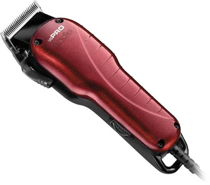 Машинка для стрижки Andis US-1 Pro Adjustable Blade Clipper красный (66220) - фото 2