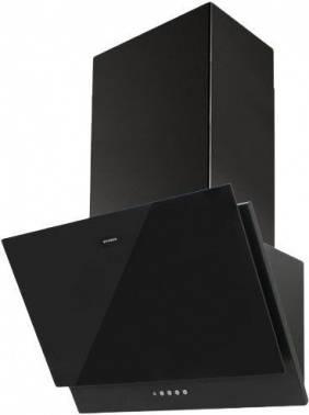 Каминная вытяжка Faber Pixel BK A60 R черный (110.0469.638)