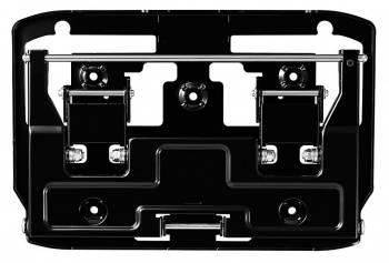 Кронштейн для телевизора Samsung WMN-M25EB/RU темно-серый (плохая упаковка)