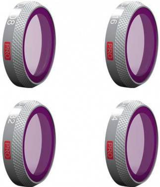 Набор фильтров для квадрокоптера Pgytech ND8 16 32 64 (P-HA-042)