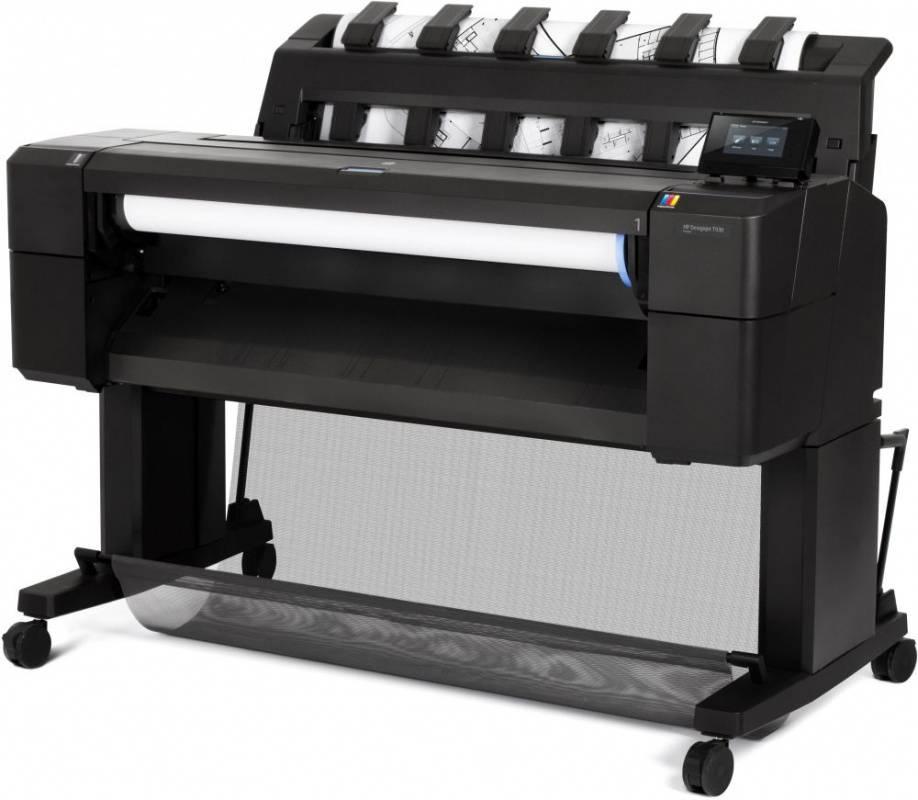 Плоттер HP Designjet T930 (L2Y21B) - фото 2