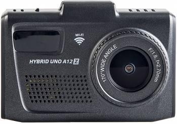 Видеорегистратор с антирадаром Silverstone F1 HYBRID UNO A12 Z Wi Fi (UNO-A12-Z)