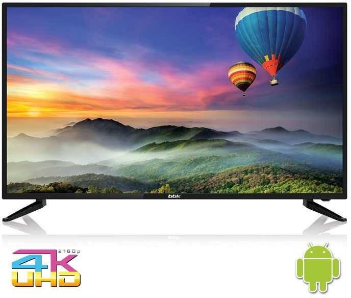 Телевизор BBK 43LEX-6056/UTS2C - фото 2