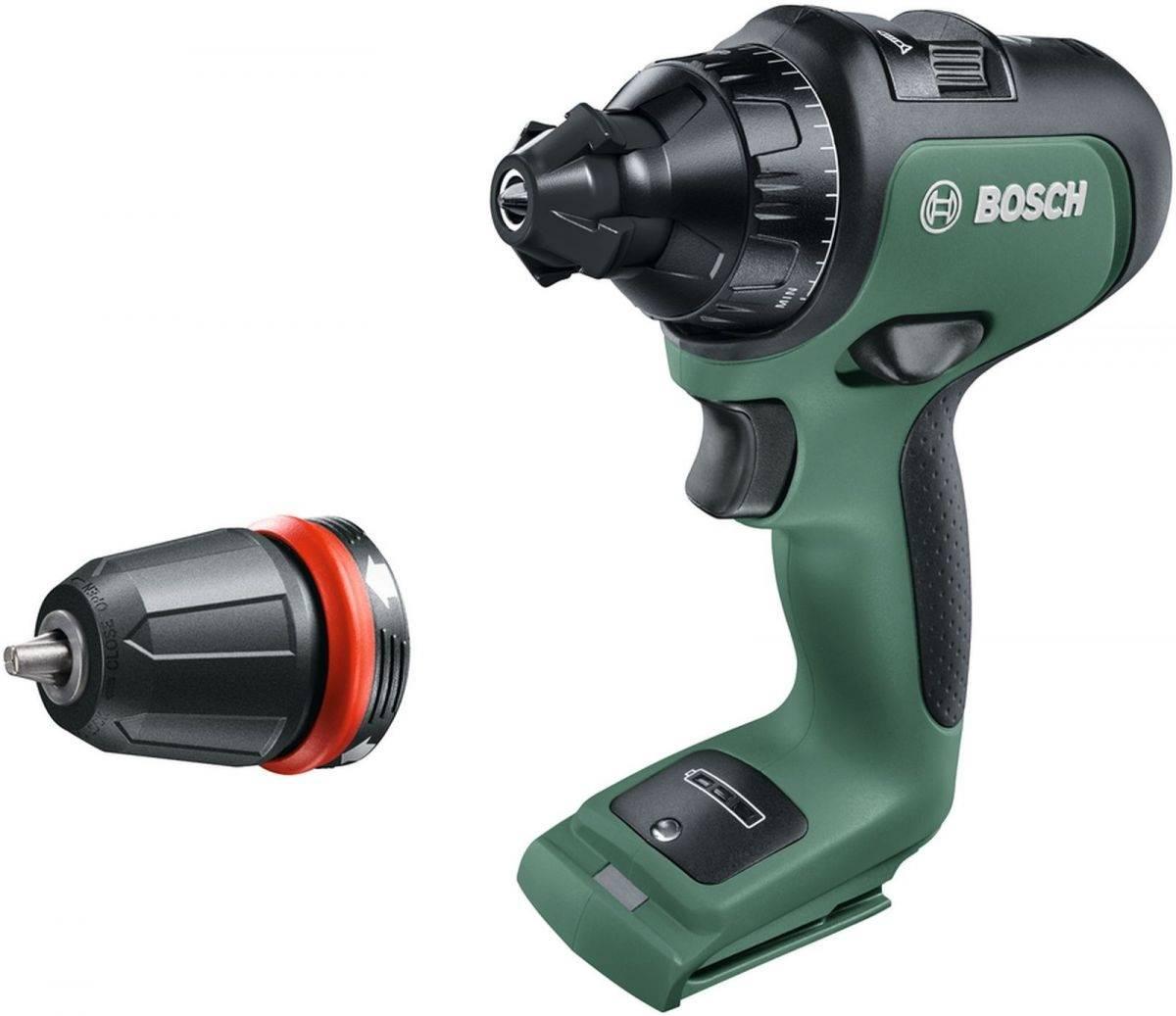 Дрель-шуруповерт Bosch AdvancedDrill 18 (06039B5004) - фото 1