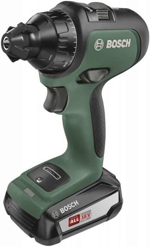 Дрель-шуруповерт Bosch AdvancedDrill 18 Set (06039B5003) - фото 1