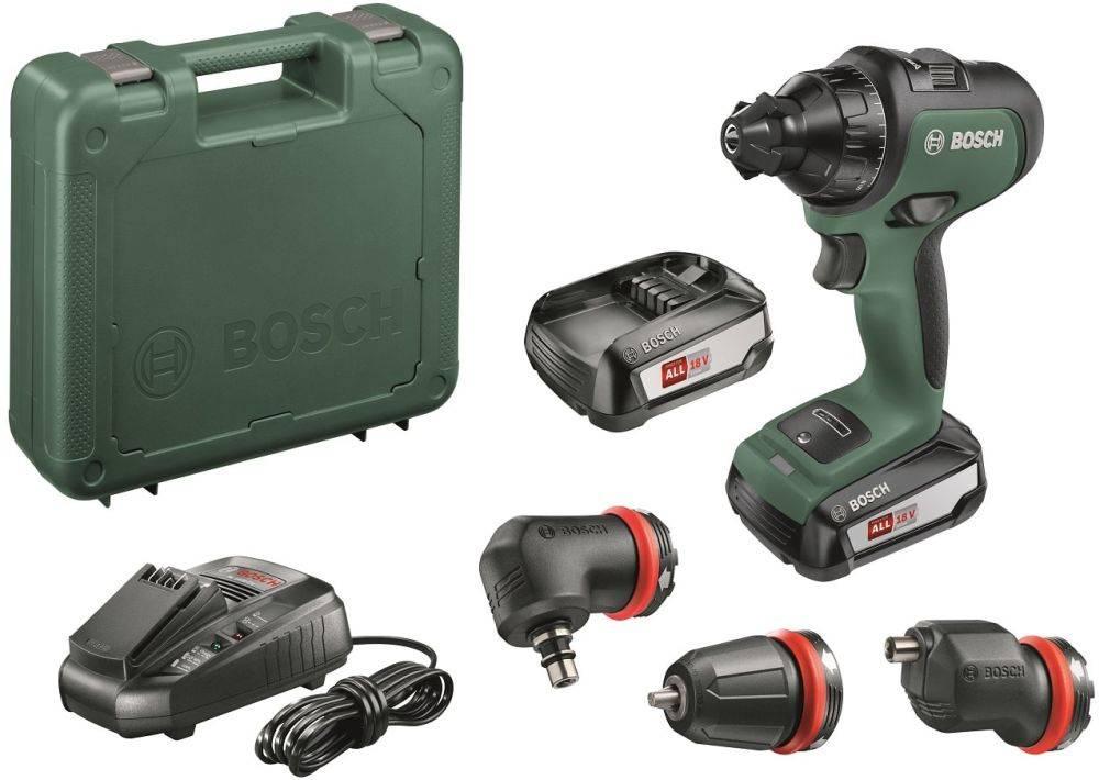 Дрель-шуруповерт Bosch AdvancedDrill 18 Set (06039B5003) - фото 2