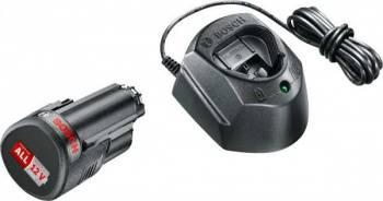 Батарея аккумуляторная Bosch GAL 1210 CV 12В 1.5Ач Li-Ion (З/У в компл.) (1600A01L3D)