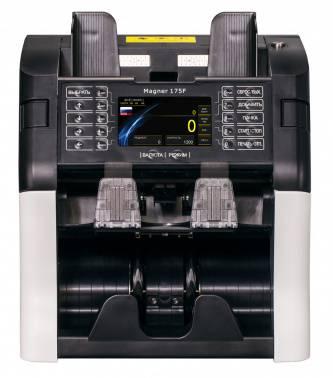 Сортировщик банкнот Magner 175F черный (SYS-038325)