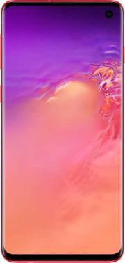 Смартфон Samsung Galaxy S10 SM-G973F 128ГБ гранат (SM-G973FZRDSER)