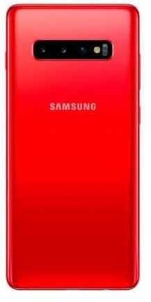 Смартфон Samsung Galaxy S10+ SM-G975F 128ГБ гранат (SM-G975FZRDSER) - фото 2