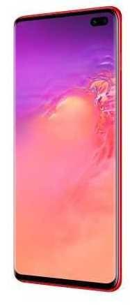 Смартфон Samsung Galaxy S10+ SM-G975F 128ГБ гранат (SM-G975FZRDSER) - фото 3
