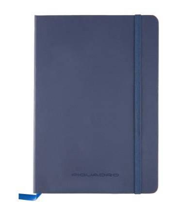 Блокнот Piquadro AC4867RA/BLU A5 синий - фото 1