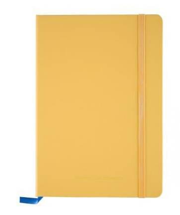 Блокнот Piquadro AC4867RA/G A5 желтый - фото 1