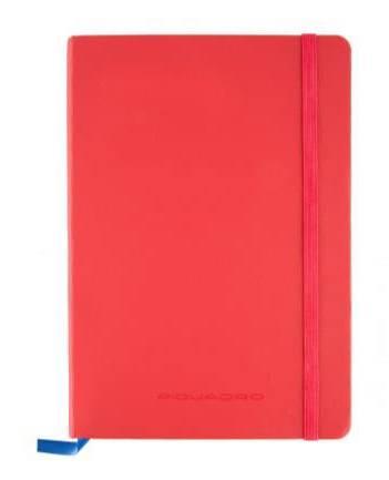 Блокнот Piquadro AC4867RA/R A5 красный - фото 1