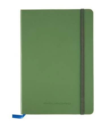 Блокнот Piquadro AC4867RA/VE A5 зеленый - фото 1