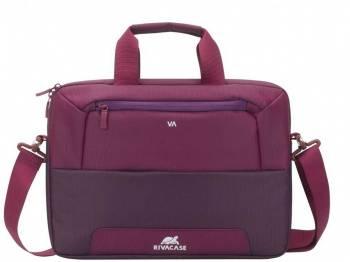 """Сумка для ноутбука 14"""" Riva 7727 фиолетовый"""