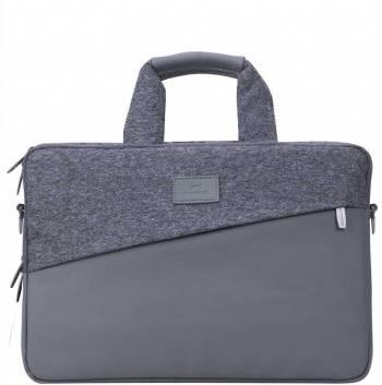 "Сумка для ноутбука 15.6"" Riva 7930 серый"