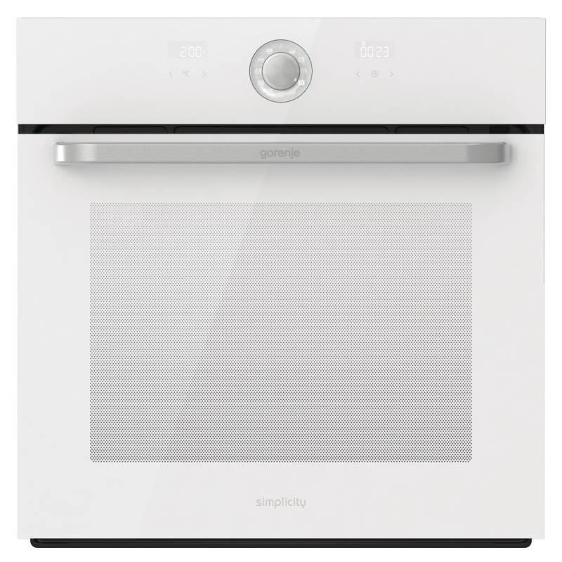 Духовой шкаф электрический Gorenje Simplicity BO76SYW белый - фото 1