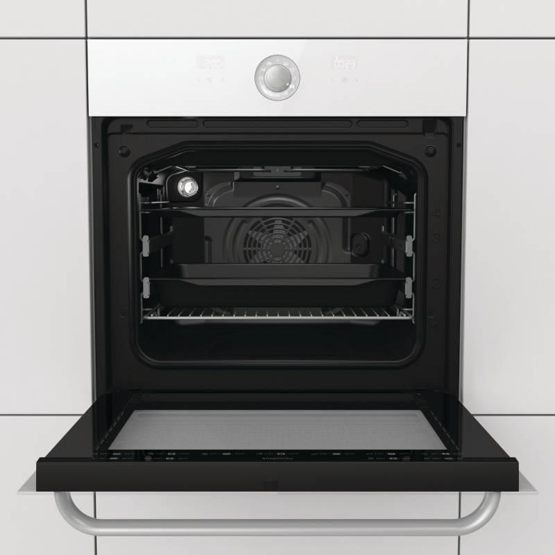 Духовой шкаф электрический Gorenje Simplicity BO76SYW белый - фото 2