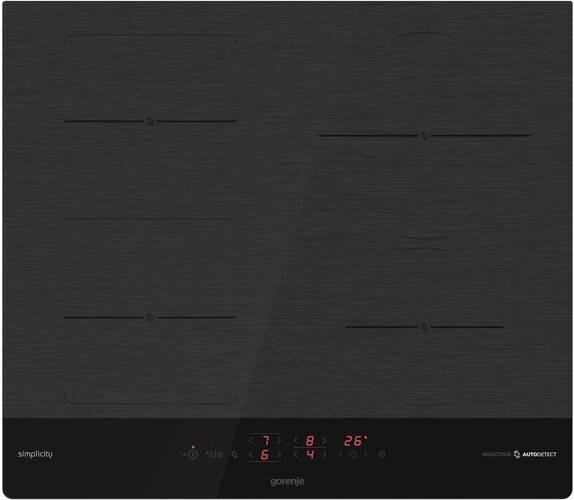 Индукционная варочная поверхность Gorenje IT643SYB черный - фото 1