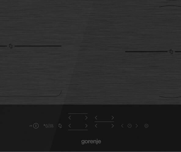 Индукционная варочная поверхность Gorenje IT643SYB черный - фото 4