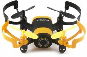 Квадрокоптер JXD 512V Elfin FPV желтый/черный
