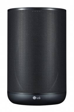 Умная колонка LG WK7Y черный (WK7Y.DRUSLLK)