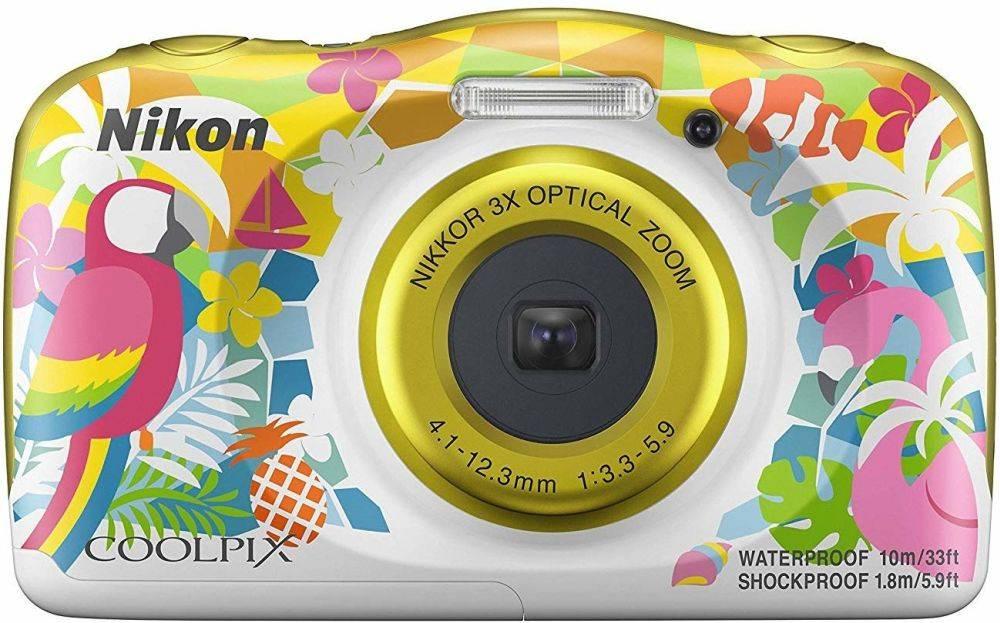 Фотоаппарат Nikon CoolPix W150 курорт (VQA114K001) - фото 1