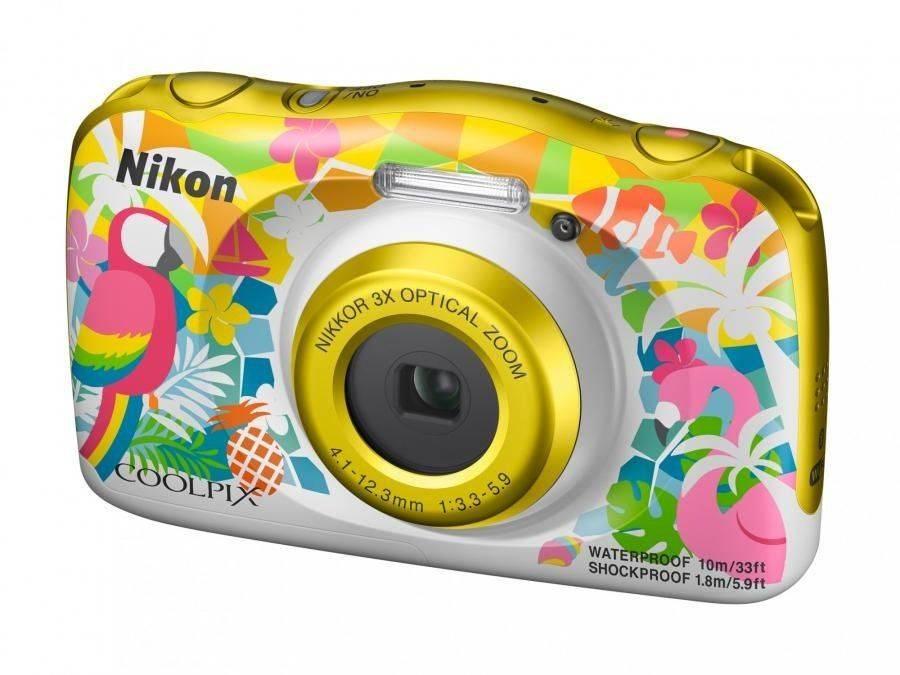 Фотоаппарат Nikon CoolPix W150 курорт (VQA114K001) - фото 3
