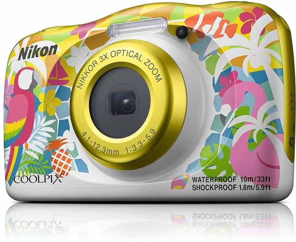 Фотоаппарат Nikon CoolPix W150 курорт (VQA114K001) - фото 4