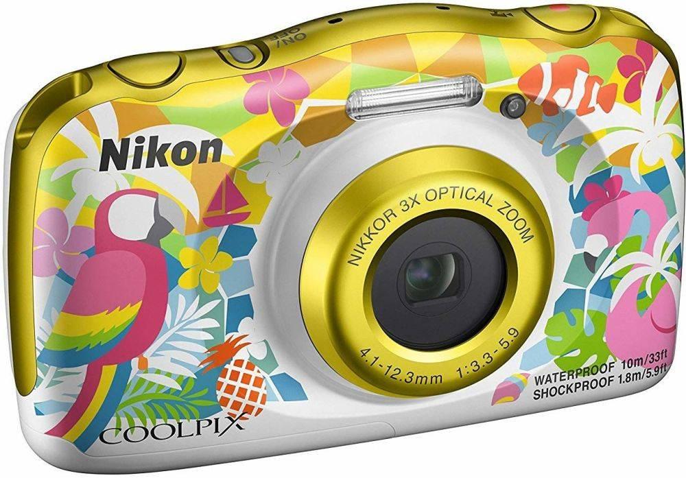 Фотоаппарат Nikon CoolPix W150 курорт (VQA114K001) - фото 5