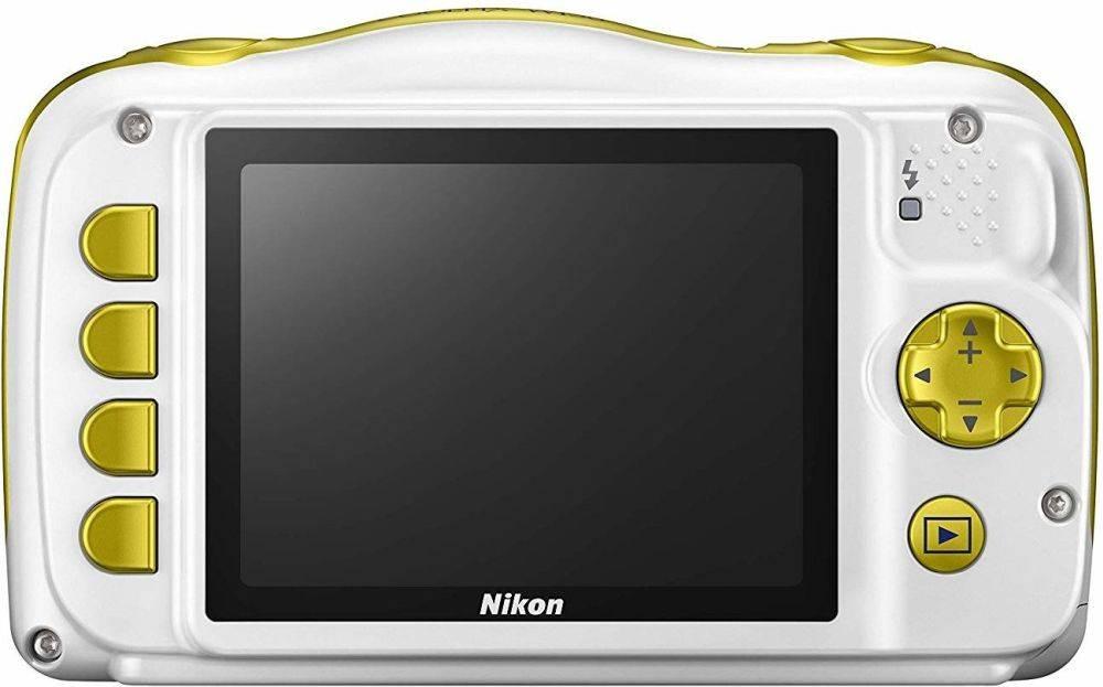 Фотоаппарат Nikon CoolPix W150 курорт (VQA114K001) - фото 6