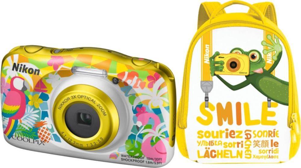 Фотоаппарат Nikon CoolPix W150 курорт (VQA114K001) - фото 7