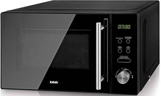 СВЧ-печь BBK 20MWS-722T/B-M черный - фото 1