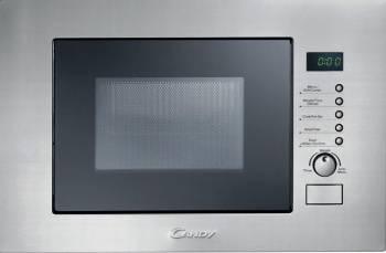 Встраиваемая микроволновая печь Candy MIC20GDFX нержавеющая сталь (38900035)