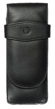Футляр Pelikan TG31 (PL923433) для 3х ручек черный натур.кожа