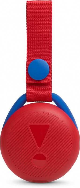 Колонка портативная JBL JR Pop красный (JBLJRPOPRED) - фото 3
