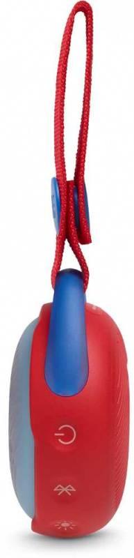 Колонка портативная JBL JR Pop красный (JBLJRPOPRED) - фото 5