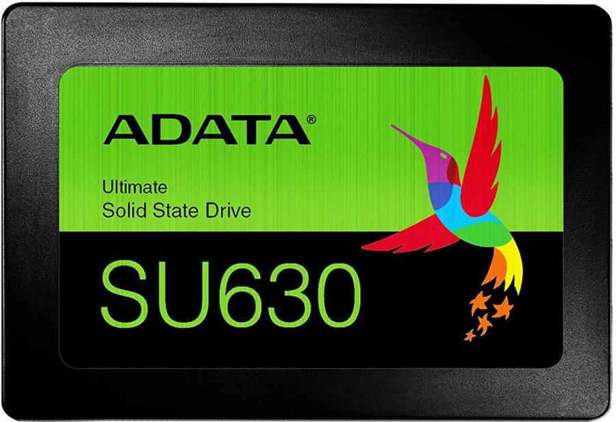 Накопитель SSD 480Gb A-Data Ultimate SU630 ASU630SS-480GQ-R SATA III - фото 1