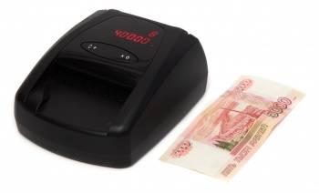 Детектор банкнот PRO CL 200 черный (T-06224)