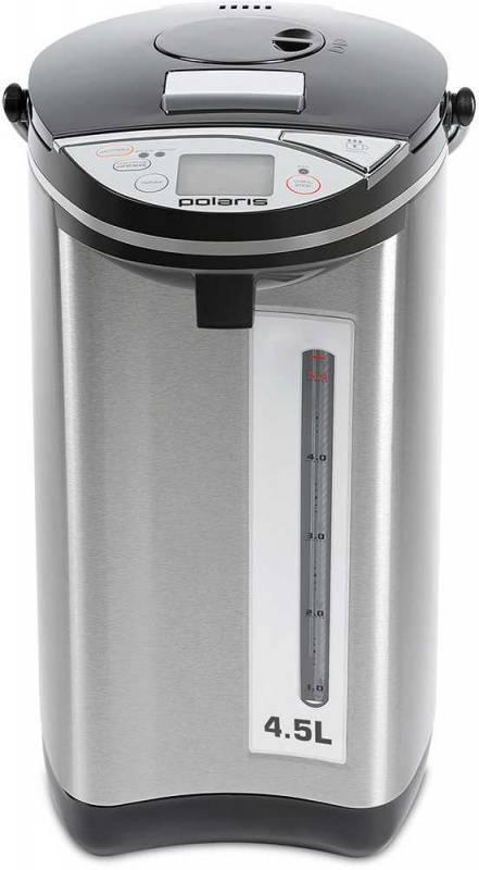 Термопот Polaris PWP 5011D черный/серебристый - фото 2