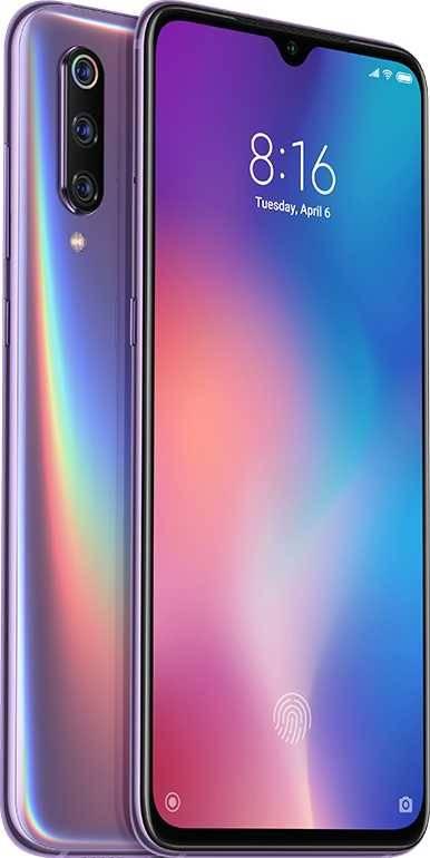 Смартфон Xiaomi Mi 9 64ГБ фиолетовый (22911) - фото 1