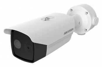 Камера IP тепловизионная Hikvision DS-2TD2617-3/V1 3.1мм 37.2-80град.