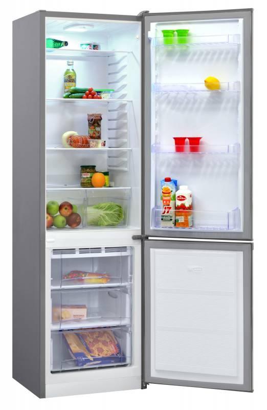 Холодильник Nordfrost NRB 120 932 нержавеющая сталь (00000256609) - фото 2