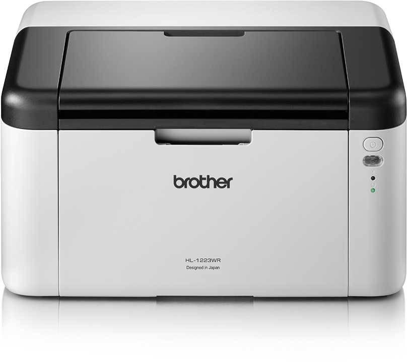 Принтер Brother HL-1223WR белый (HL1223WR1) - фото 1