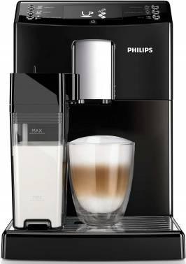 Кофемашина Philips EP3559/00 черный/серебристый